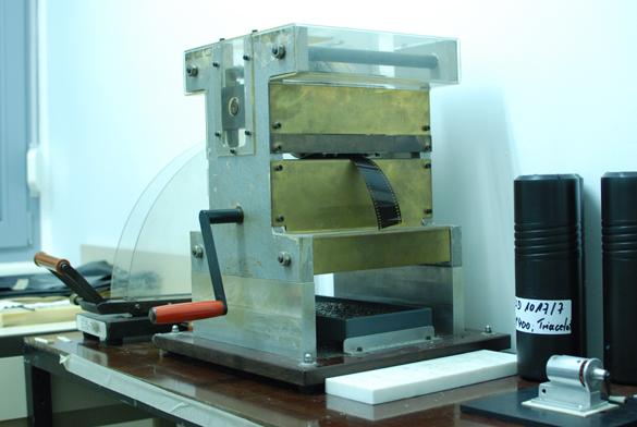 Handperforiermaschine