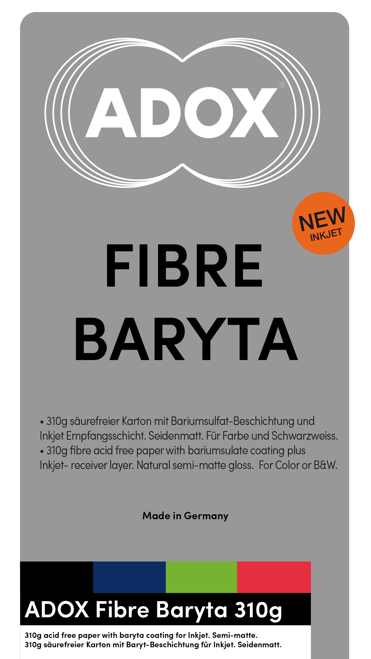 Fibre-Baryta