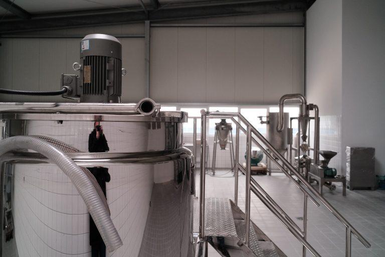 300 Liter kettle